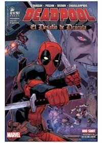 Papel Deadpool: El Desafio De Dracula