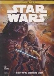 Papel Star Wars Leyendas - Chica Rebelde Volumen Tres
