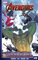 Papel Avengers Inhumano Primera Parte