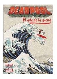 Papel Deadpool - El Arte De La Guerra