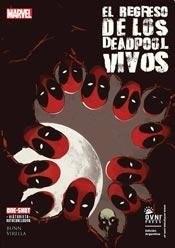 Libro El Regreso De Los Deadpool Vivos