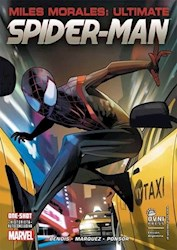 Papel Ultimate Spider-Man - Miles Morales