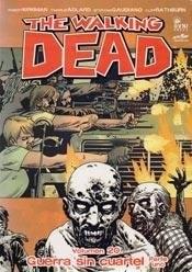 Papel The Walking Dead 20 - Guerra Sin Cuartel Parte Uno