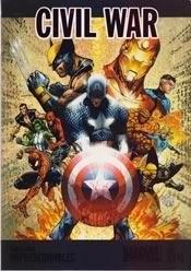 Papel Civil War - Marvel Imprescindibles