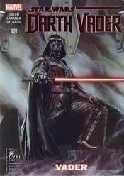 Papel Star Wars Darth Vader - Vader