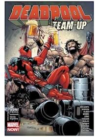Papel Deadpool - Team Up