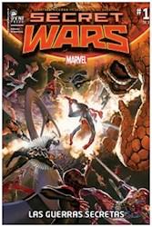 Papel Secret Wars #1 - Las Guerras Secretas