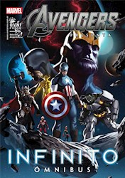 Libro Avengers  Infinito Omnibus