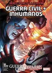 Libro Secret Wars  Civil War + Inhumanos