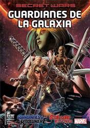 Libro Secret Wars  Guardianes De La Galaxia