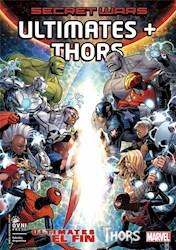 Libro Secret Wars  Ultimates + Thor