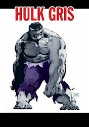 Libro Hulk Gris