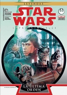 Papel Star Wars - Leyendas 3