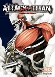 Libro Attack On Titan  Vol. 3