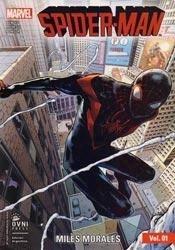 Papel Spider-Man, Miles Morales