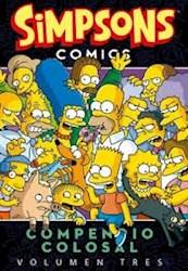 Libro Simpsons Comics  Compendio Colosal Vol. 3