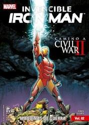 Papel Invencible Iron Man Vol.2