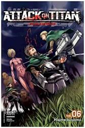 Libro Attack On Titan  Vol. 6