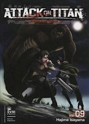 Libro Attack On Titan  Vol. 9