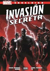 Papel Marvel Excelsior Vol.1 Invasion Secreta