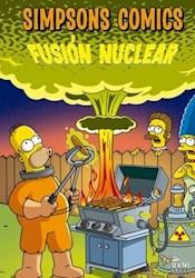 Libro Simpson Comic-Fision Nuclear