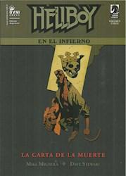 Papel Hellboy En El Infierno, La Carta De La Muerte