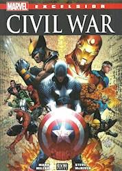 Papel Civil War Marvel Excelsior