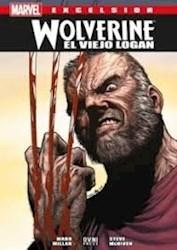 Papel Wolverine, El Viejo Logan. Marvel Excelsior