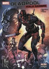 Papel Deadpool - Mala Sangre
