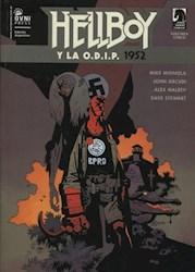 Papel Hellboy Y La Odip 1952