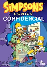 Libro Simpson Comics - Confidencial