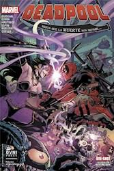 Papel Deadpool, Hasta Que La Muerte Nos Separe....