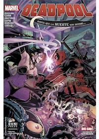 Papel Deadpool - Hasta Que La Muerte Nos Separe