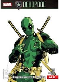 Papel Marvel - Especiales - Deadpool  Vol. 5 - El Imperio Secreto De Deadpool