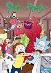 Papel Rick & Morty Vol.2