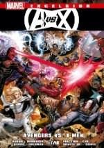 Libro Excelsior - Avengers Vs. X-Men