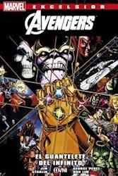 Papel Marvel Exelsior, Avengers El Guantelete Del Infinito
