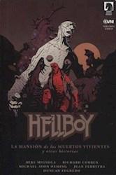 Papel Hellboy, La Mansion De Los Muertos Y Otras Historias