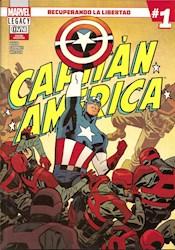Papel Capitan America - Recuperando La Libertad 1