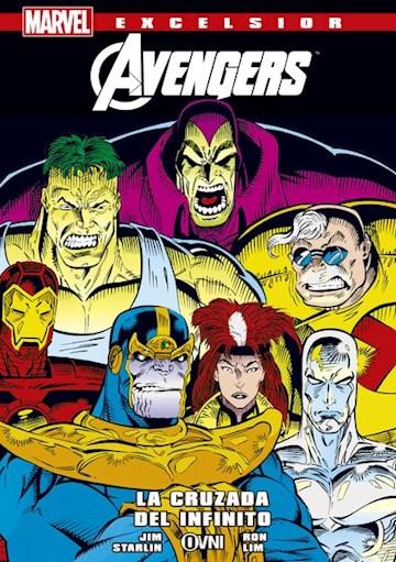 Papel Avengers La Cruzada Del Infinito