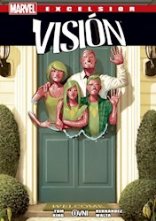 Papel Marvel Excelcior, Vision