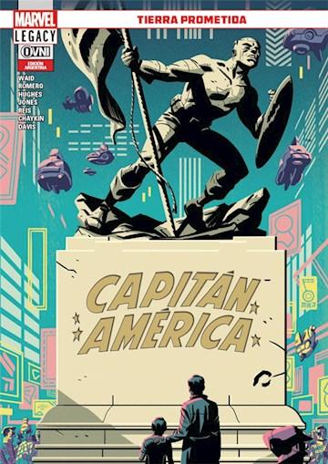 Papel Capitan America - Tierra Prometida