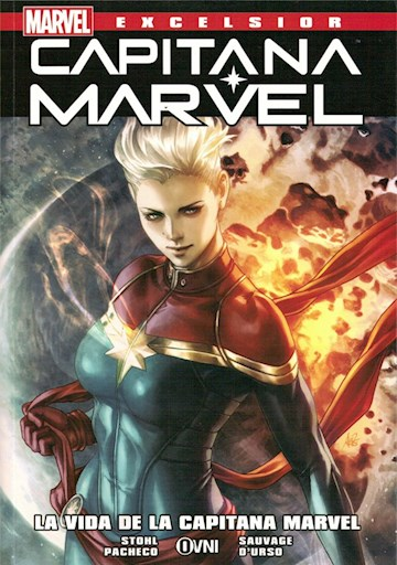 Papel Excelsior - La Vida De La Capitana Marvel