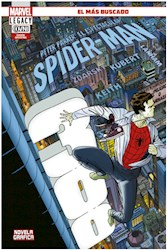 Papel Peter Parker El Espectacular Spider-Man