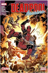 Papel Deadpool Asesino