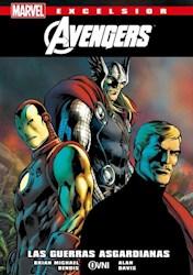 Papel Avengers, Las Guerras Asgardianas
