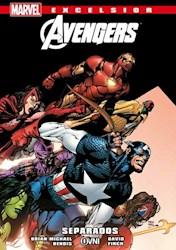 Papel Marvel Excelsior, Avengers Separados