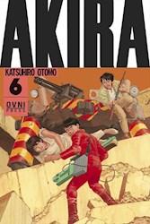Papel Akira Vol.6 -Ultimo Tomo-