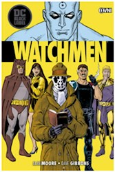 Papel Watchmen -Dc Black Label-