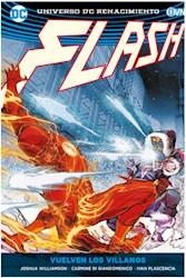 Libro Flash Vol. 3 Vuelven Los Villanos